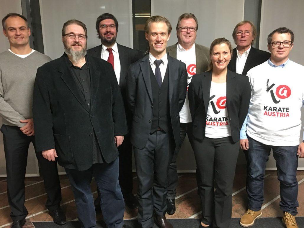 Karate Vorarlberg kann wieder auf Unterstützung vom Bundesverband hoffen!