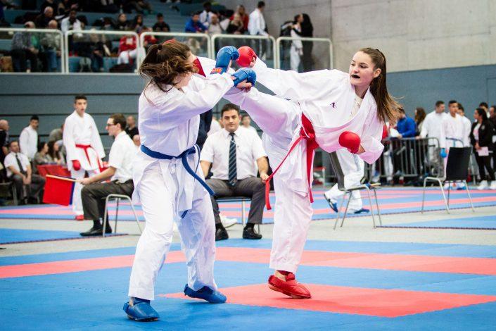 Karate Hofsteig Abschluss Mini Kids