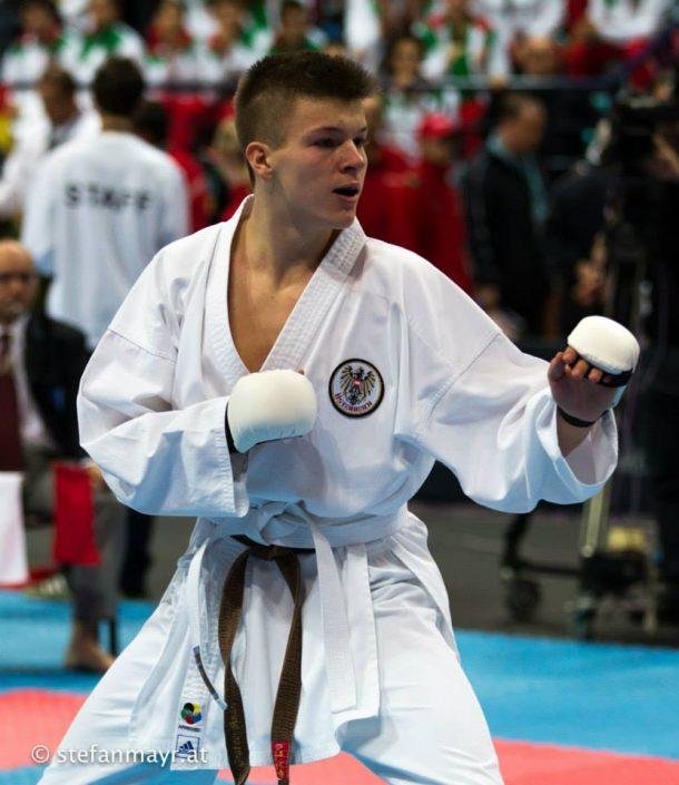 Karateclub Sei Bu Kan Dornbirn Andre Gratzer