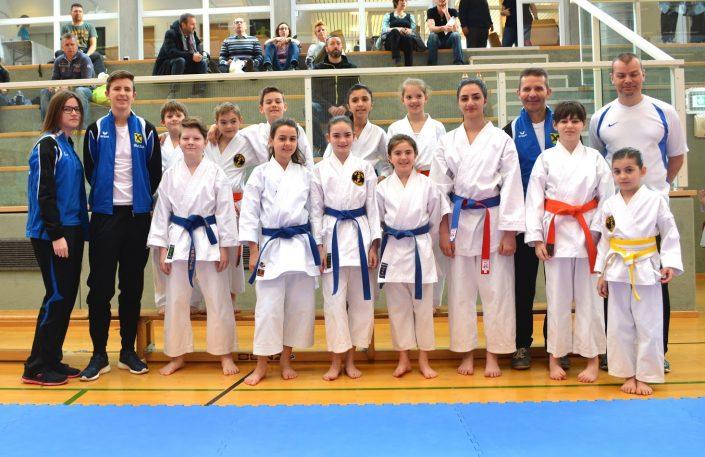 Karateclub Sei Bu Kan Dornbirn Niki Cup 2016