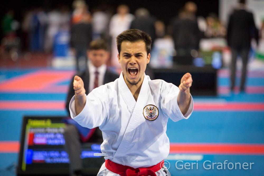Kata Spitzensport Karate Vorarlberg (c) Geri Grafoner