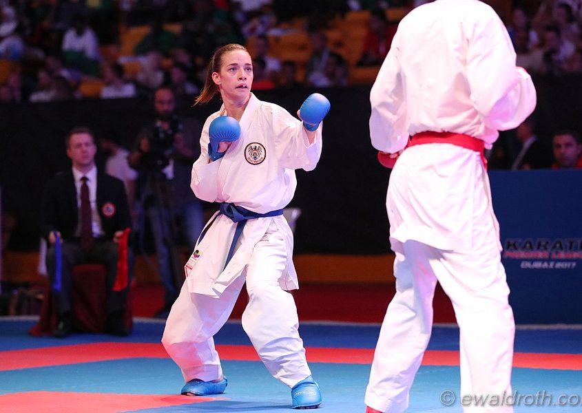 "Bettina Plank verteidigt ""Dubai-Krone"" 02 (c) Ewald Roth"