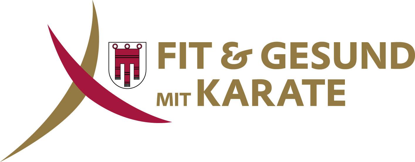 Logo Fit und Gesund Karate Vorarlberg