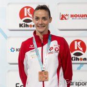 Bettina gewinnt EM Bronze 2017-5