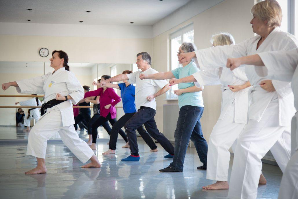 Fit und Gesund Karate Vorarlberg Impressionen 01