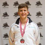 Austrian Junioren Open 2017 Salzburg Mihael Dujic Spitzensport KARATE VORARLBERG