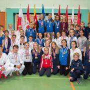 Österreichische Meisterschaft Karate Vorarlberg 2017 Spitzensport Karate Austria Vincent Forster Andrea Forster Marijana Maksimovic Gerhard Grafoner Demirel Mujagic Dzenis Mujagic KARATE HOFSTEIG