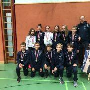 Österreichische Meisterschaft Karate Vorarlberg 2017 Spitzensport Karate Austria Carmen Platisa KC Götzis