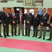Österreichische Meisterschaft Karate Vorarlberg 2017 Spitzensport Karate Austria Referees Serafettin Sisman