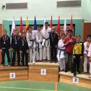 Österreichische Meisterschaft Karate Vorarlberg 2017 Spitzensport Karate Austria