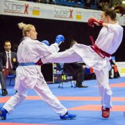 KARATE VORARLBERG Venice Youth Cup 2017 Spitzensport Bettina Plank Caorle