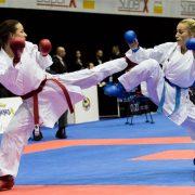 KARATE VORARLBERG Venice Youth Cup 2017 Spitzensport Bettina Plank Caorle