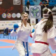 KARATE VORARLBERG Venice Youth Cup 2017 Spitzensport Kristin Mathis Caorle