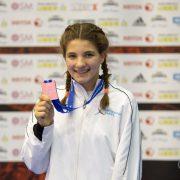 KARATE VORARLBERG Venice Youth Cup 2017 Spitzensport Kristin Mathis Caorle