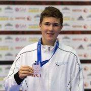 KARATE VORARLBERG Venice Youth Cup 2017 Spitzensport Adrian Nigsch Caorle