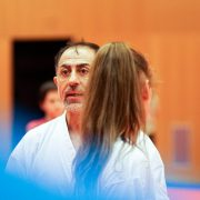 WILA 2018 Olympiazentrum Vorarlberg KARATE VORARLBERG KARATE AUSTRIA Kumite Spitzensport Dragan Leiler