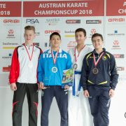 Austrian Karate CHAMPIONSCUP 2018 Karate Vorarlberg Karate Austria