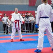 Austrian Karate CHAMPIONSCUP 2018 Karate Vorarlberg Karate Austria Hanna Devigili