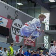Austrian Karate CHAMPIONSCUP 2018 Karate Vorarlberg Karate Austria Vincent Forster