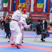 Austrian Karate CHAMPIONSCUP 2018 Karate Vorarlberg Karate Austria Rebecca Gehrer
