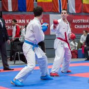 Austrian Karate CHAMPIONSCUP 2018 Karate Vorarlberg Karate Austria Mladen Ostojic