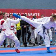 Austrian Karate CHAMPIONSCUP 2018 Karate Vorarlberg Karate Austria Marijana Maksimovic