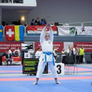 Austrian Karate CHAMPIONSCUP 2018 Karate Vorarlberg Karate Austria Patricia Bahledova