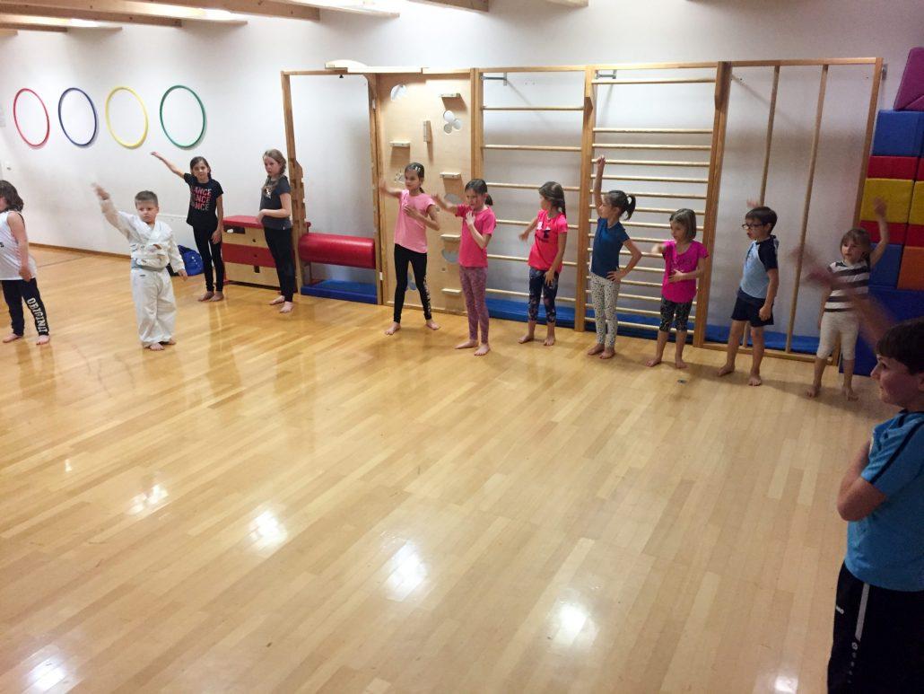 Sonkai Karate Koblach Karate Vorarlberg Jeanette Amann Rauch Rainer Rauch Karate Austria