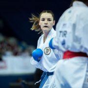 EKF Europameisterschaft Sochi 2018 Karate Vorarlberg Karate Austria Marijana Maksimovic Dragan Leiler