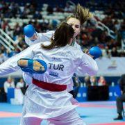 EKF Europameisterschaft Sochi 2018 Karate Vorarlberg Karate Austria Marijana Maksimovic