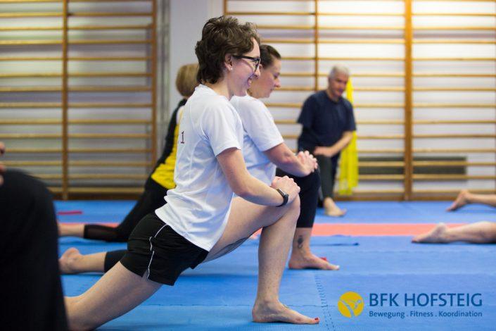 BFK HOFSTEIG Bewegung Fitness Koordination KARATE HOFSTEIG Sport Spaß Wellness