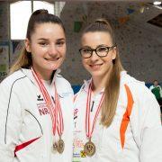 Österreichische Staatsmeisterschaft 2018 KARATE VORARLBERG Kumite Kata Marijana Maksimovic Patricia Bahledova