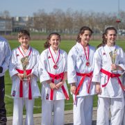 Swiss Junioren Open 2018 Kata Sieger KARATE VORARLBERG