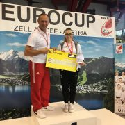 Euro Cup 2018 Karate Vorarlberg Kata Patricia Bahledova