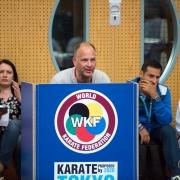 Austrian Junioren Open 2018 Karate Vorarlberg Andreas Kleinekathöfer
