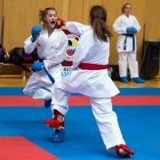 Austrian Junioren Open 2018 Karate Vorarlberg Stella Kleinekathöfer