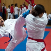 Austrian Junioren Open 2018 Karate Vorarlberg Marina Stojic