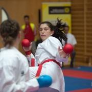 Austrian Junioren Open 2018 Karate Vorarlberg Rebecca Gehrer