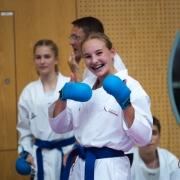 Austrian Junioren Open 2018 Karate Vorarlberg Hanna Devigili