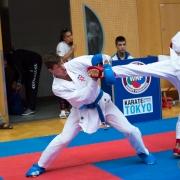 Austrian Junioren Open 2018 Karate Vorarlberg Adrian Nigsch