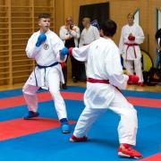 Austrian Junioren Open 2018 Karate Vorarlberg Mihael Dujic