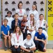 Austrian Junioren Open 2018 KARATE VORARLBERG Kata Kumite