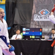 WKF Youth League 2018 Cancun Team KARATE VORARLBERG Hanna Devigili