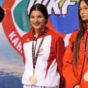 WKF Youth League 2018 Cancun Team KARATE VORARLBERG Kristin Mathis