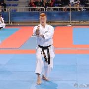 ESKA Shotokan Europameisterschaft 2018 Nis Kata Team Vincent Forster Christoph Buchinger Lukas Buchinger KARATE VORARLBERG