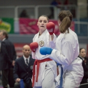 AUSTRIAN KARATE CHAMPIONSCUP 2019 Hard KARATE VORARLBERG Marijana Maksimovic