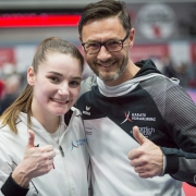 AUSTRIAN KARATE CHAMPIONSCUP 2019 Hard KARATE VORARLBERG Marijana Maksimovic Gerhard Grafoner
