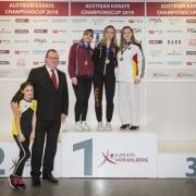 AUSTRIAN KARATE CHAMPIONSCUP 2019 Hard KARATE VORARLBERG Christian Reiter