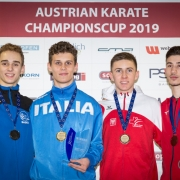 AUSTRIAN KARATE CHAMPIONSCUP 2019 Hard KARATE VORARLBERG