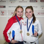 AUSTRIAN KARATE CHAMPIONSCUP 2019 Hard KARATE VORARLBERG Hanna Devigili Marijana Maksimovic